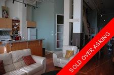 Down town New Westminster Loft for sale: C2C Lofts 1 bedroom 916 sq.ft. (Listed 2011-09-13)